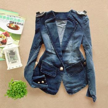 Как сделать куртку джинсовую