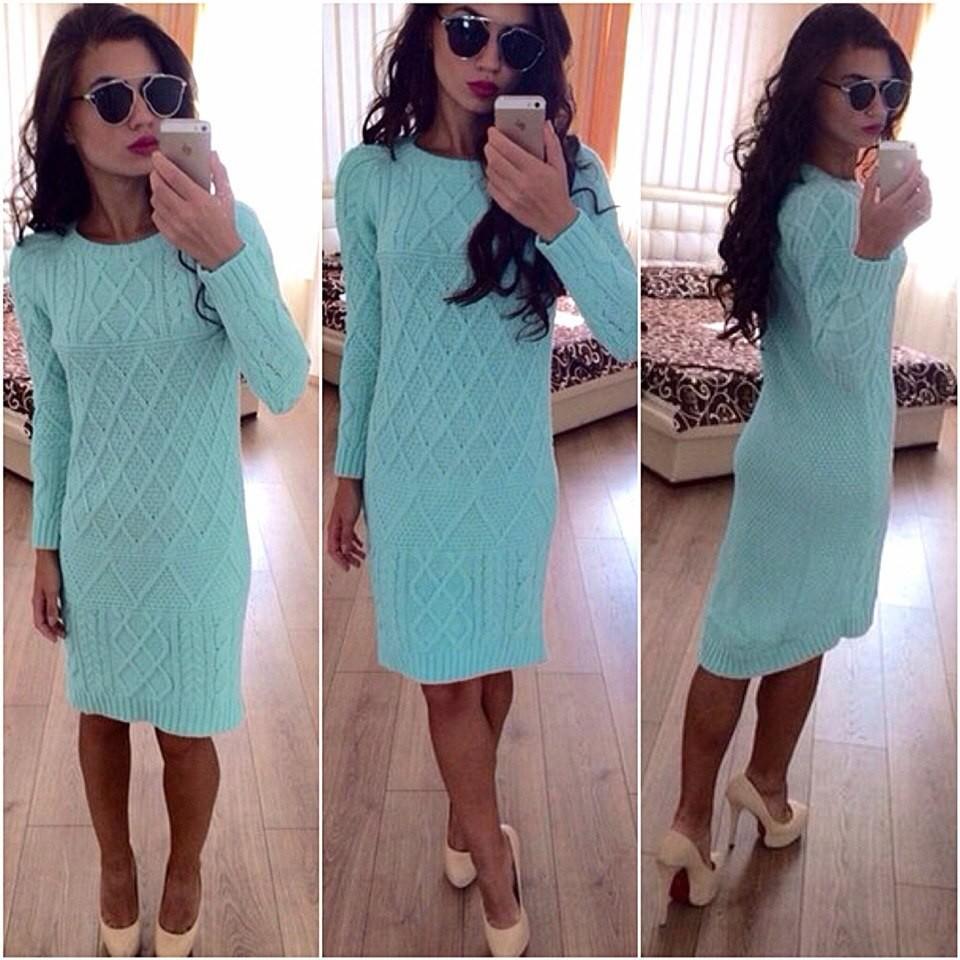 48c01e0a2ad8c36 Купить теплое платье - интернет магазин shop-miss.ru